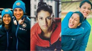 smriti mandhana jemimah rodrigues Challenge Indian Cricketer Women Cricket