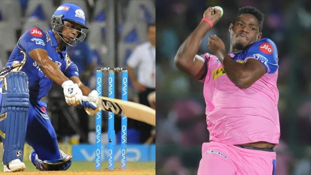 ipl-2021-rajasthan-royals-include-westindies-players-oshane-thomas-and-evin-lewis-for-remainder-of-tournament