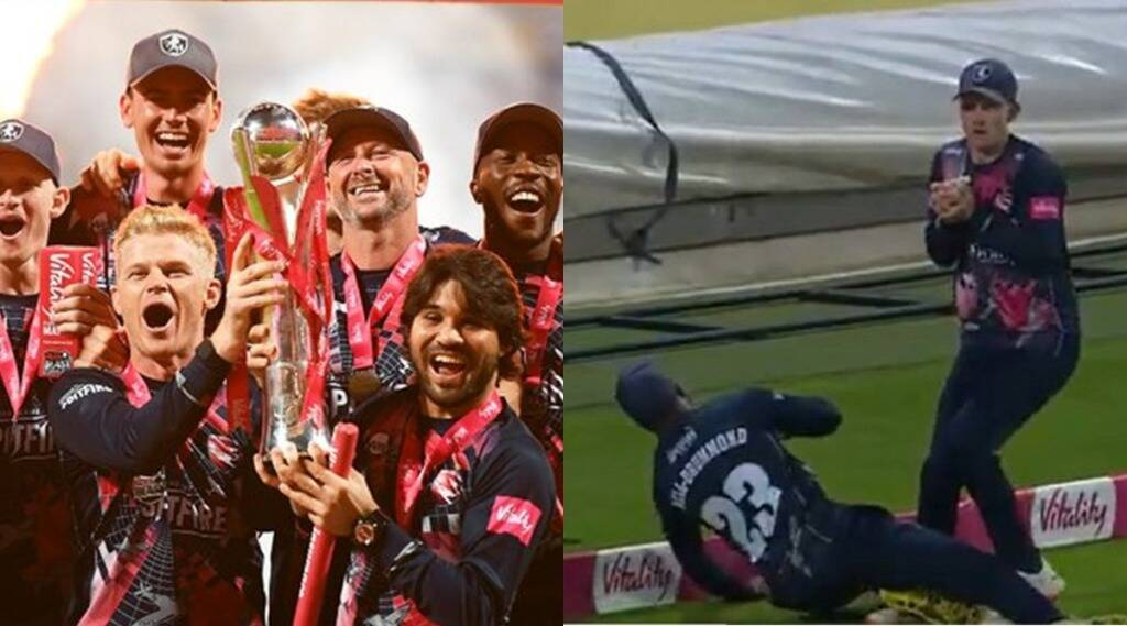ms-dhoni-ipl-team-csk-former-wicketkeeper-sam-billings-kent-won-vitality-blast-t20-league-after-12-years-by-beating-somerset