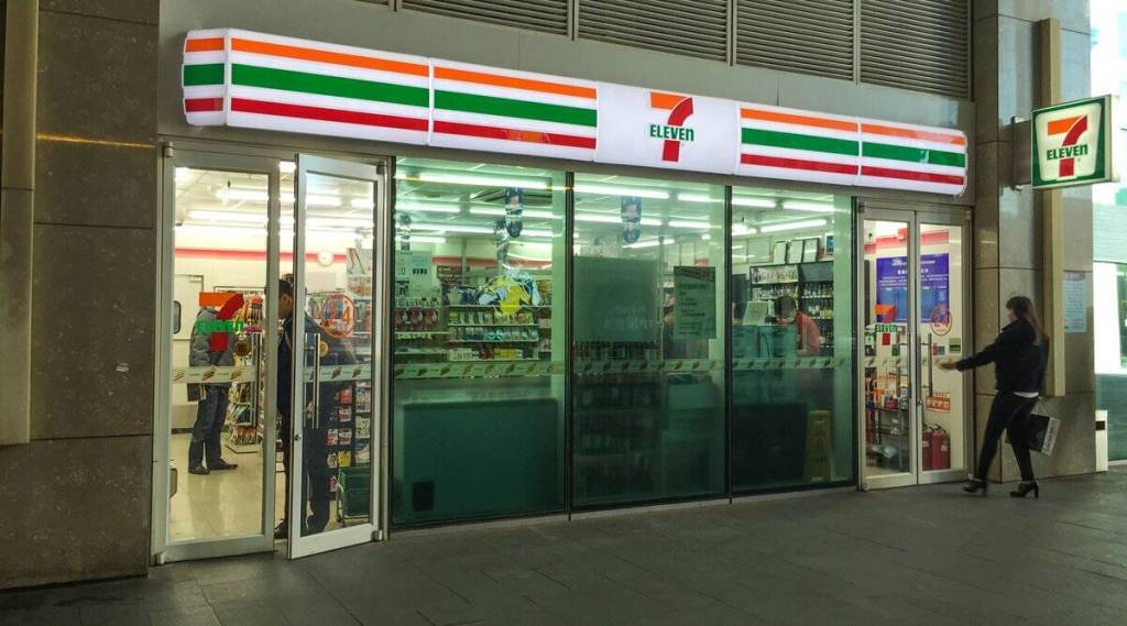 7 Eleven Store In India