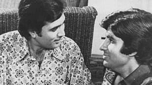 Amitabh Bachchan, Rajesh Khanna, राजेश खन्ना, अमिताभ बच्चन