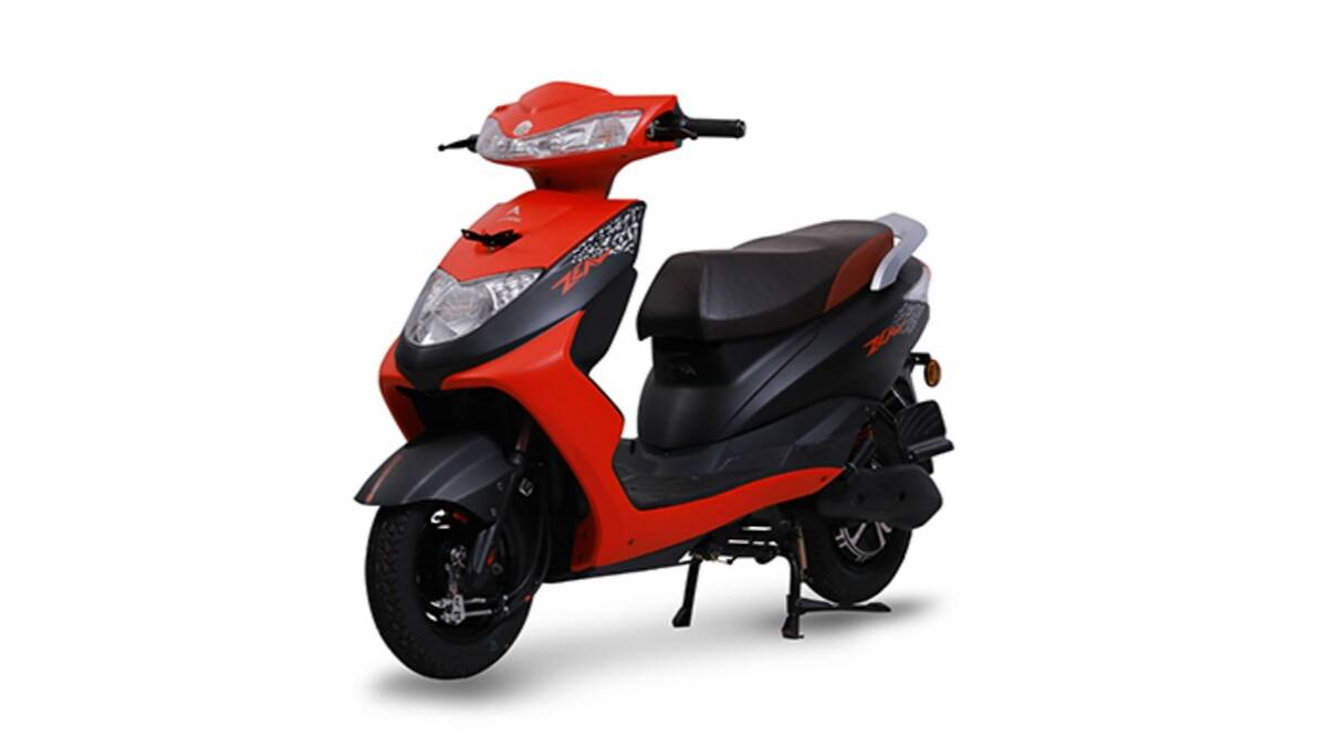 Ampere Electric launches e-scooter, will run 121 km on a single charge