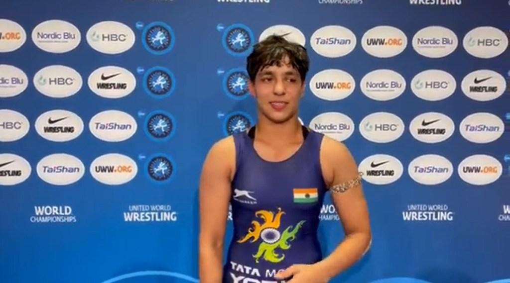Anshu Malik World Championship1