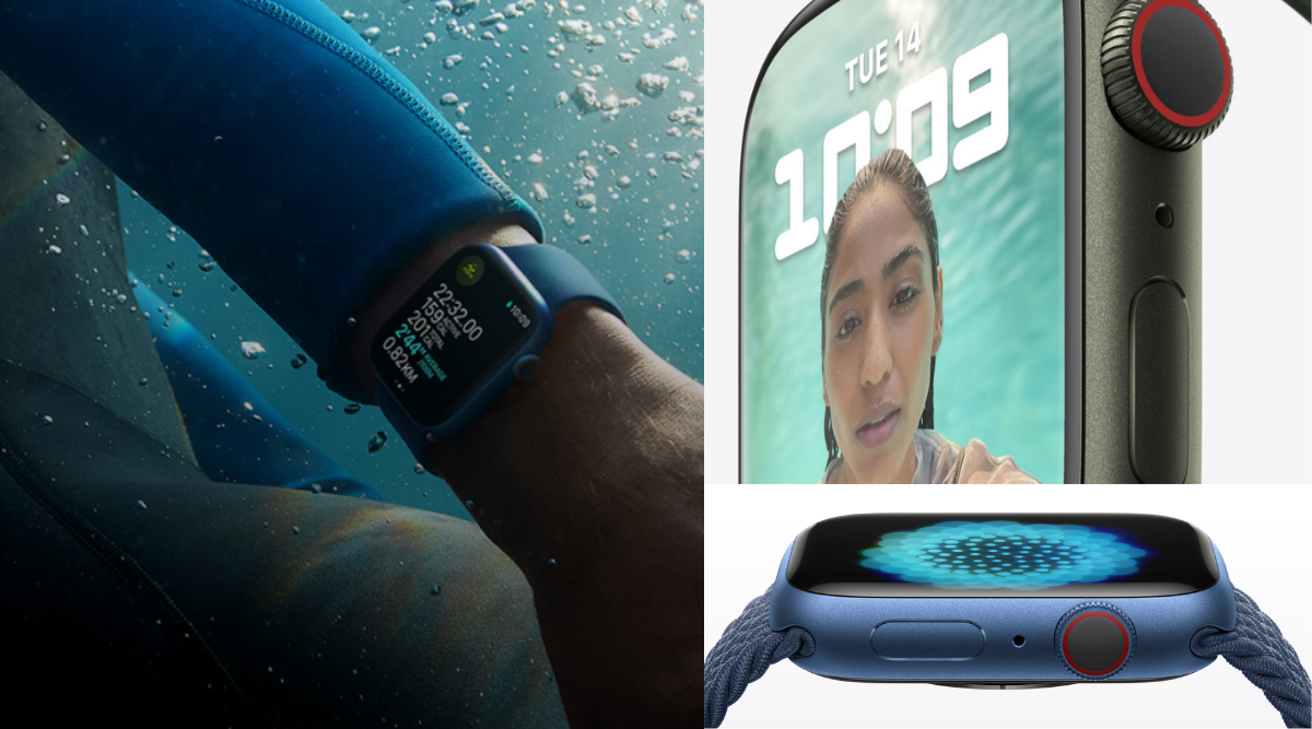 Apple Watch Series 7 Pre-Booking: Fast Charging Support in Swimproof Watches, Know Price & Other Features Apple Watch Series 7 Pre-Booking: Fast charging support in swim proof watches, Know Price and other Features – Apple Watch Series 7 Key pre-booking from today: Swimproof watches also have fast charging support, know the price and other features