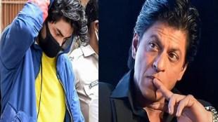 Aryan Khan, Shahrukh khan