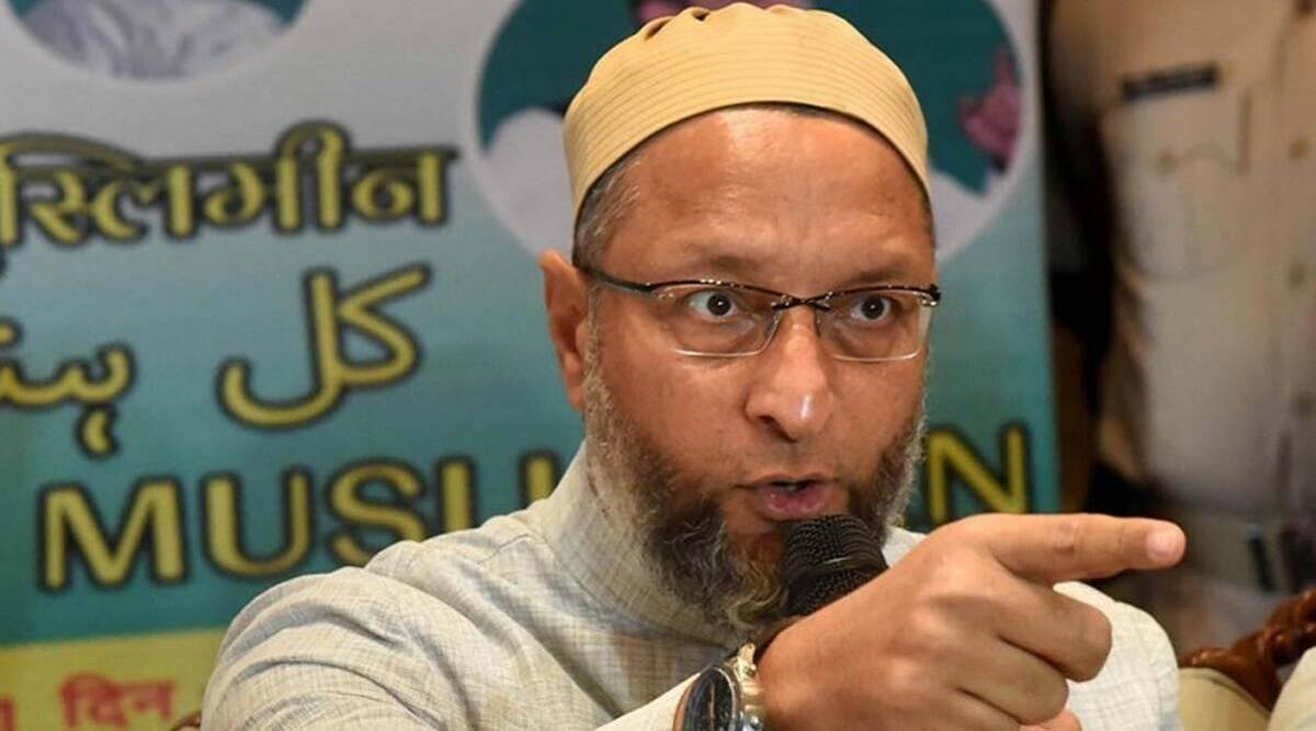 Owaisi asked the Modi government on China's infiltration – why are you silent?  Just like Pakistan was attacked, attack China too