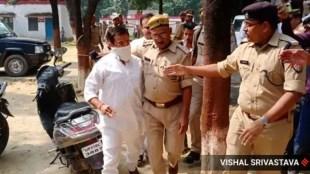 Ashish Mishra arrested