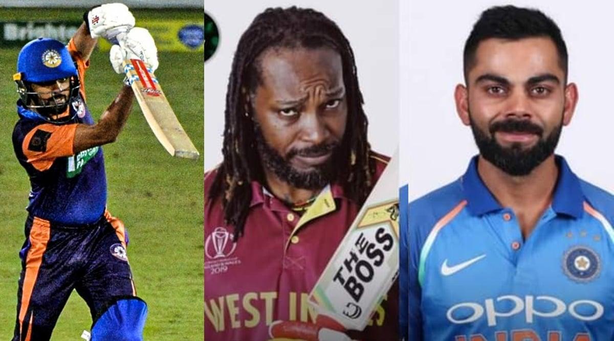 T20 Pakistan Babar Azam breaks Virat Kohli Chris Gayle record he has already left behind MS Dhoni India vs Pakistan Cricket Records