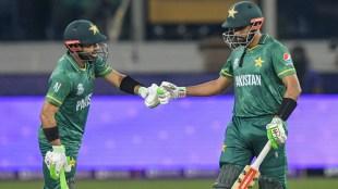 Babar Rizwan India vs Pakistan T20 World Cup