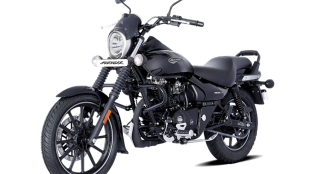 Bajaj Avenger 160 with down payment