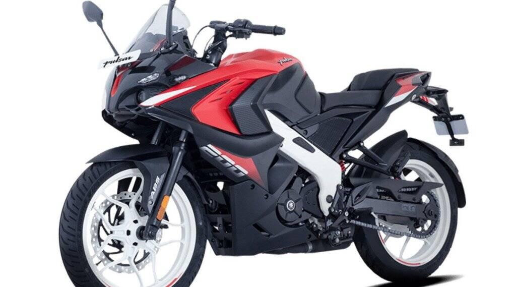 Bajaj Pulsar RS 200 with Down Payment