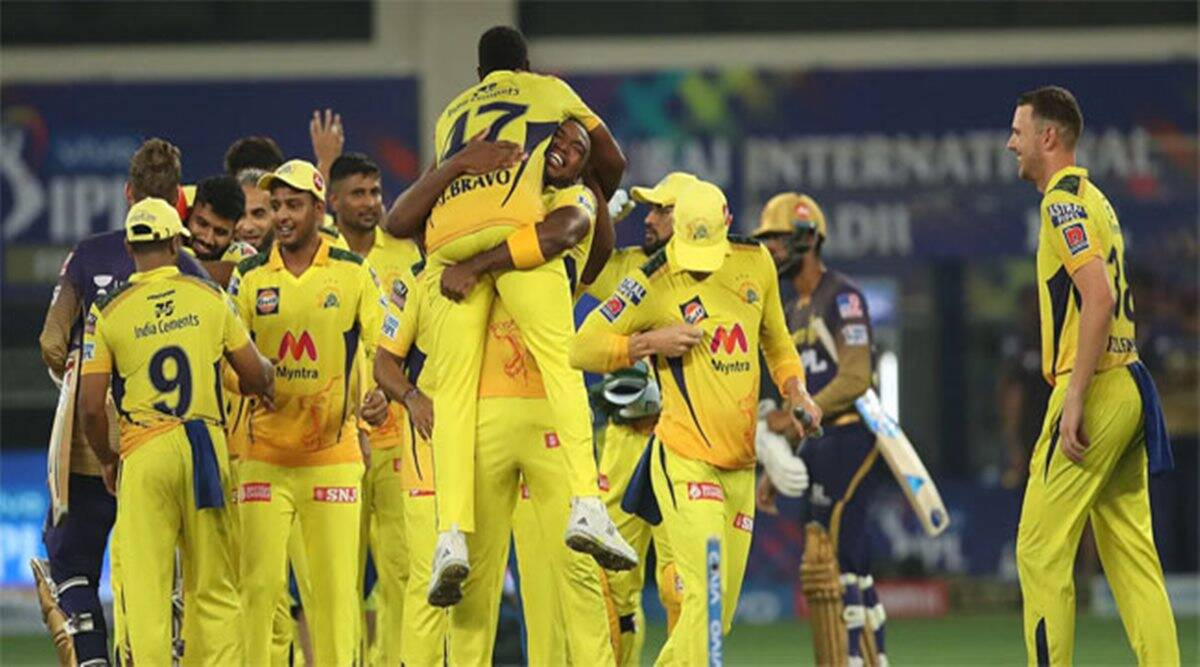 IPL 2021: Chennai Super Kings became champion for the fourth time, beat Kolkata Knight Riders by 27 runs in the final