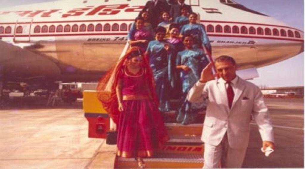 JRD tata, Ratan Tata