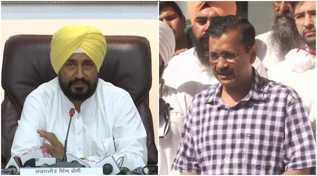 Punjab CM Charanjit Singh made a mark on Arvind Kejriwal Said His eyes are only on the vote bank