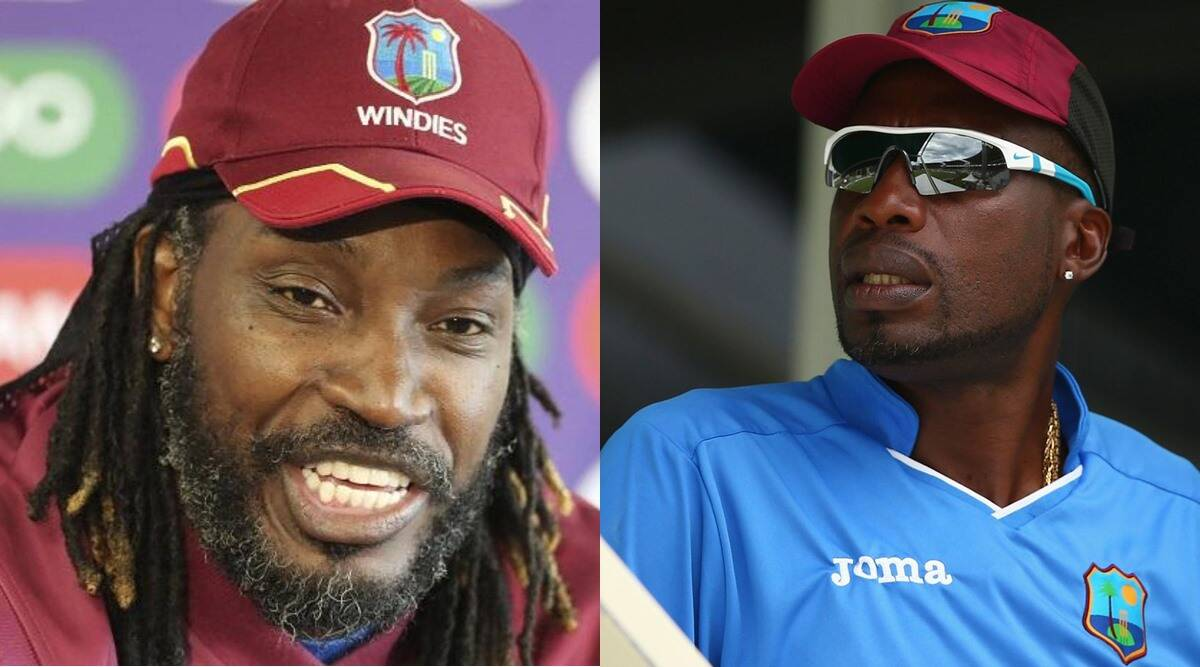 gayle-curtly-ambrose-engaged-in-verbal-fight-after-former-player-opposed-to-select-universe-boss-in-t20-world-cup-west-indies-playing-11 – On my mind No respect for Curtly Ambrose,' the Caribbean legend protested against choosing 'Universe Boss' in T20 World Cup