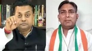 Times Now, Navbharat, Navika Kumar, Live Debate, Congress Leader,