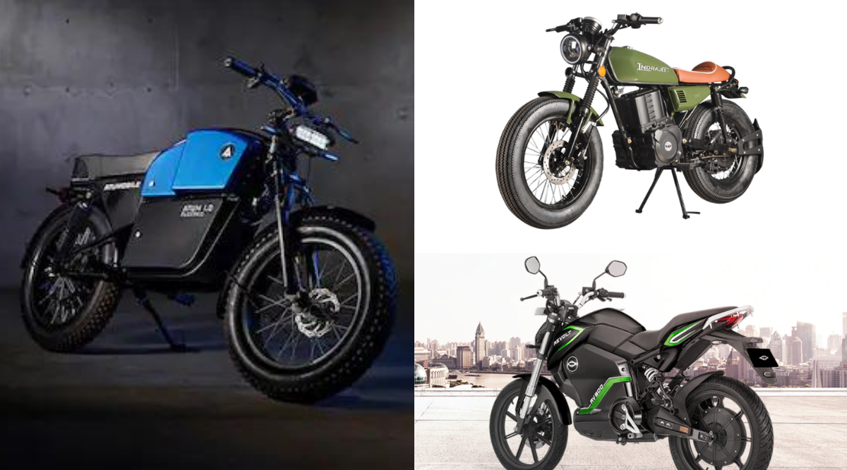 Reminiscent of the RX100, this e-bike from Raft Motors charges like a mobile battery;  Raft Motors Indrajeet recalls the look of RX100 and charges like a mobile battery, Know Features and Price  can give them a collision