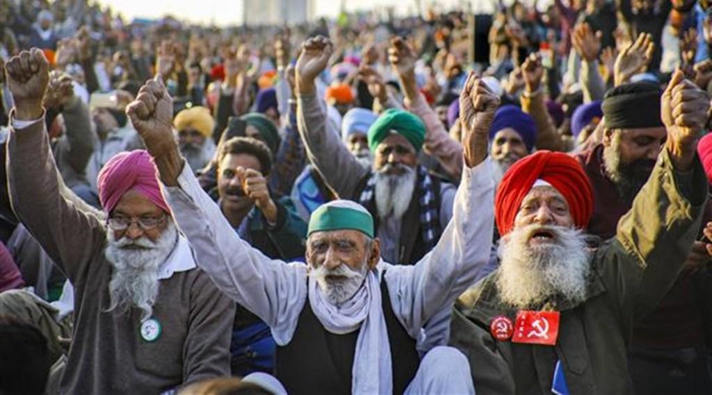 Farmer Protest, Delhi Border