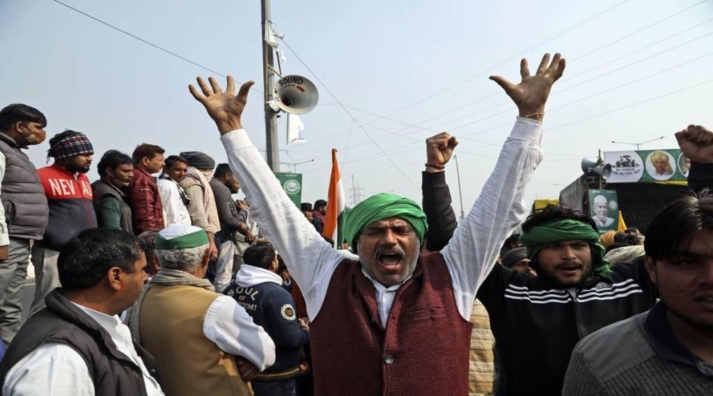 farmers protest, Haryana