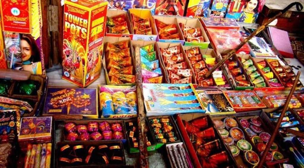Diwali, Fireworks
