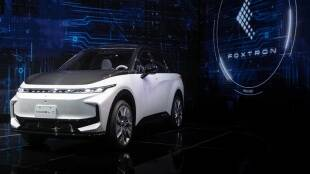 Foxconn Electric Vehicle prototype