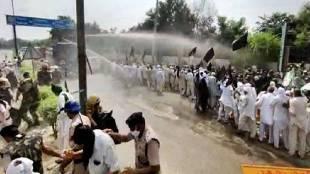 Haryana jhajjar farmers protest, dushyant chautala