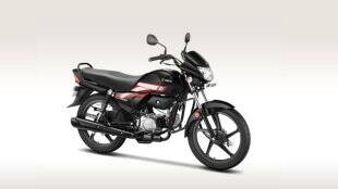 Hero HF 100 With Down Payment