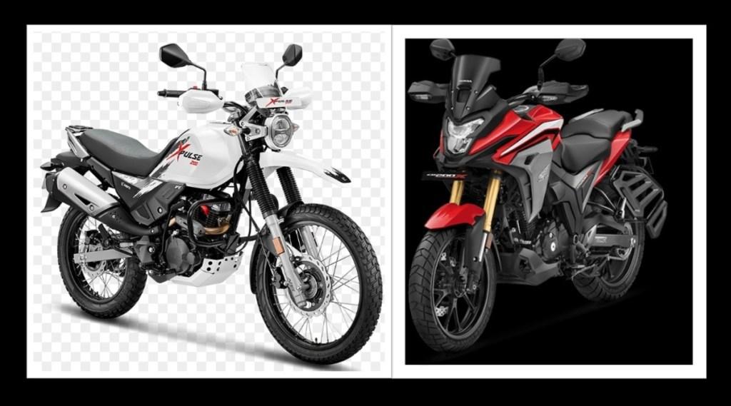 Hero Xpulse 200 vs Honda CB 200X