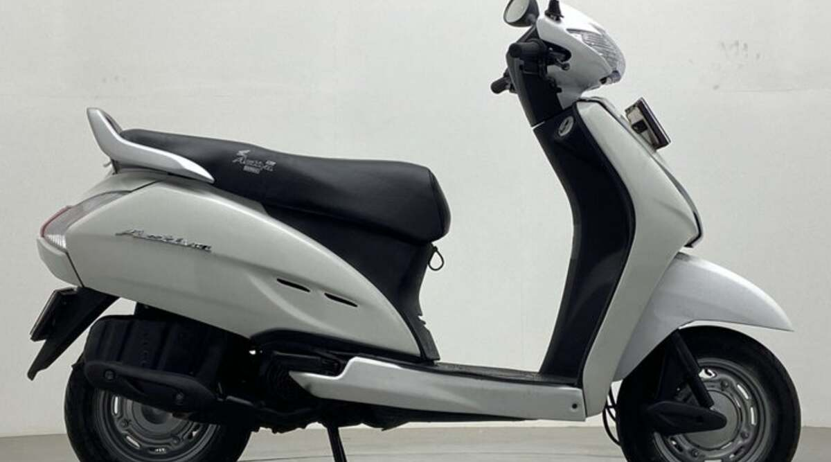 Buy Honda Activa with 1 year warranty for just 21 thousand, the company will give full money back if you do not like it