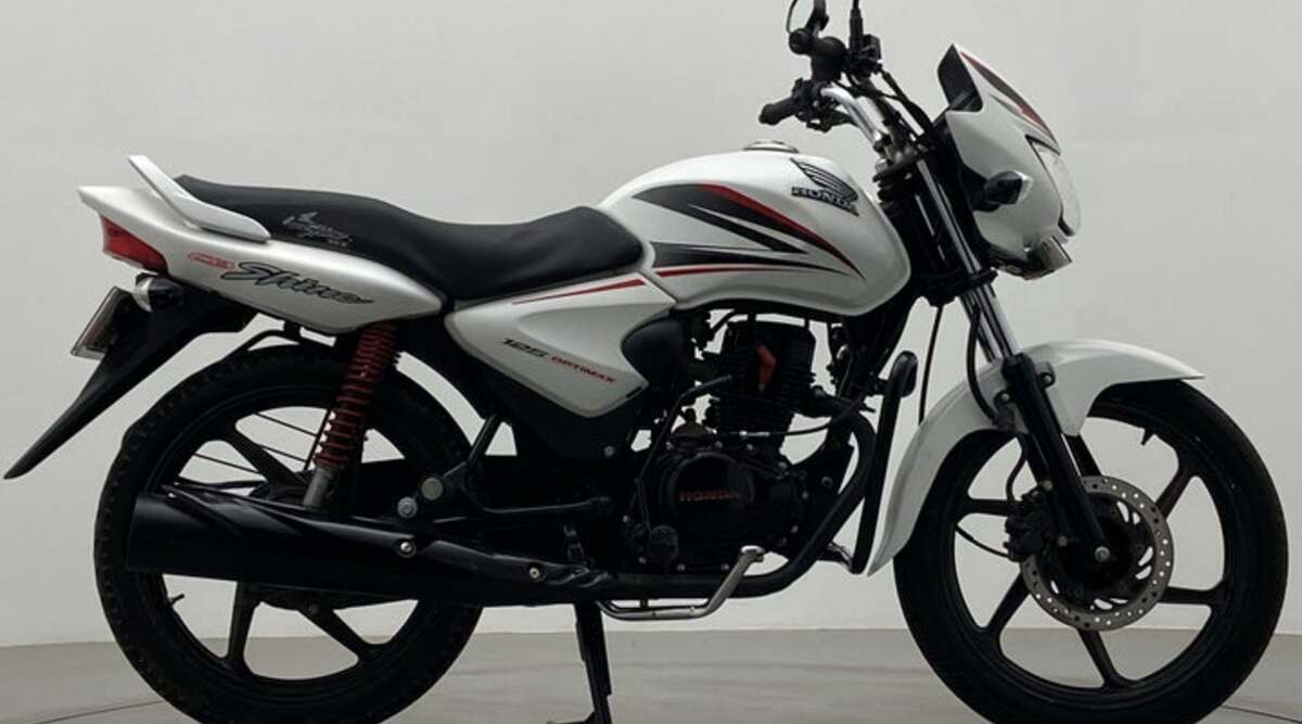 Take this stylish bike home for 27 thousand, the company will give 12 months warranty plan