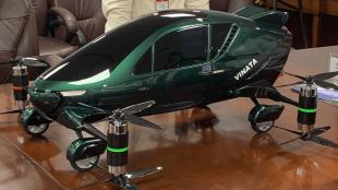Hybrid Cars, Vinata Aeromobility, Chennai