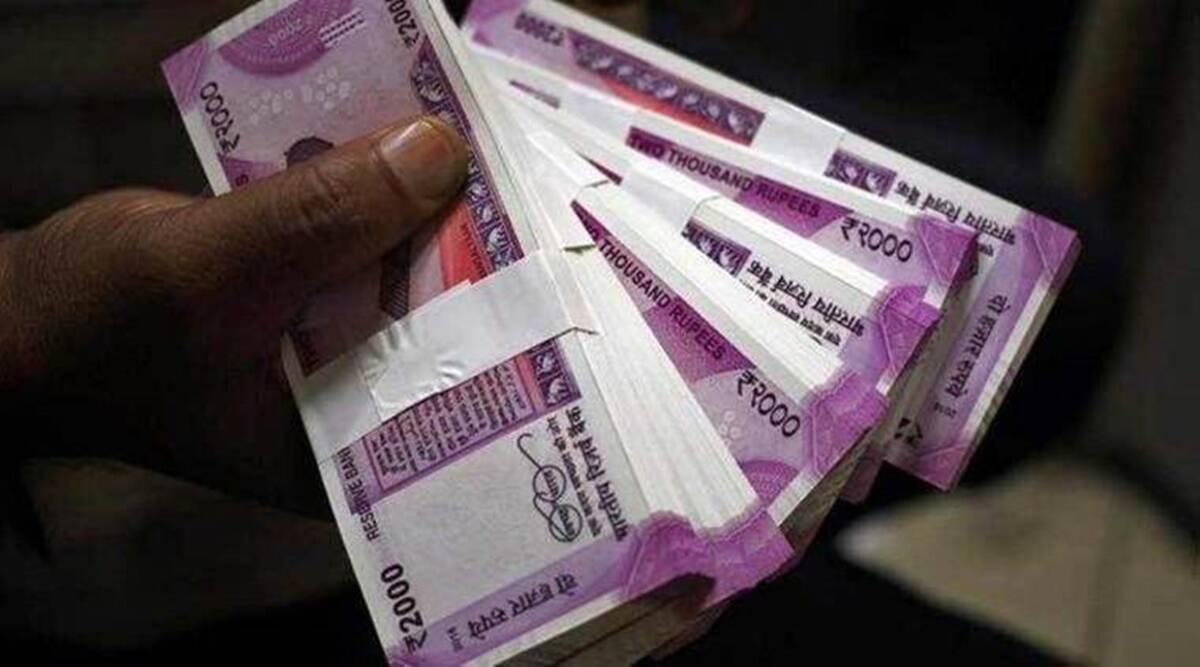 IT raids on a company working for Congress, found unaccounted wealth