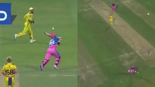 IPL 2021 England All-Rounder Sam Curran New Zealand wicketkeeper Glenn Phillips hilariously Watch Video RR vs CSK 2