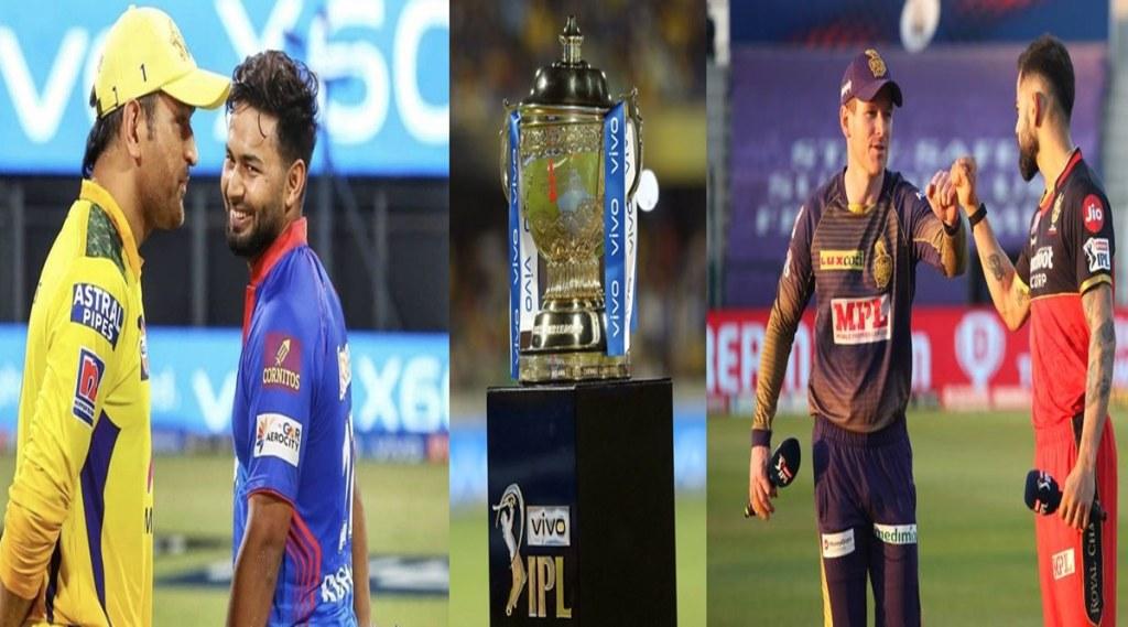 ipl-2021-playoffs-schedule-purple-cap-orange-cap-holder-before-qualifier-eliminator-matches-delhi-capitals-chennai-super-kings-kkr-rcb-harshal-patel