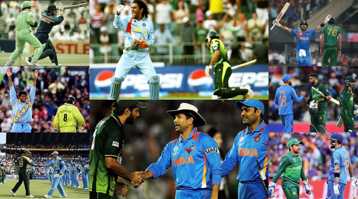 जानिए कब-कब टीम इंडिया ने पाकिस्तान को वर्ल्ड कप में चटाई धूल