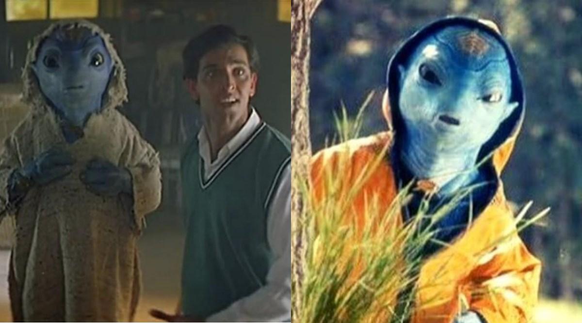 This actors of Taarak Mehta Ka Ooltah Chashmah have become Jaadu in Hrithik Roshan's film Koi Mil Gaya, know who is this mystery man