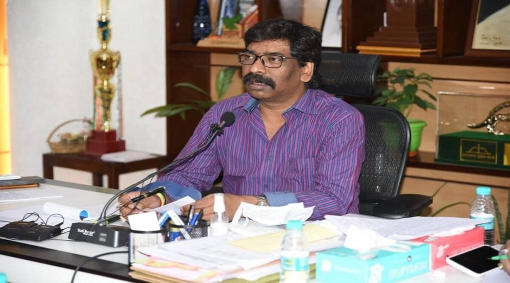 Jharkhand CM hemant soren, pm care fund