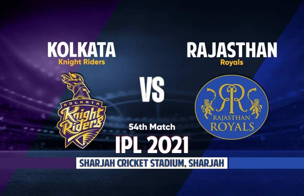 Kolkata Knight Riders vs Rajasthan Royals Live Streaming