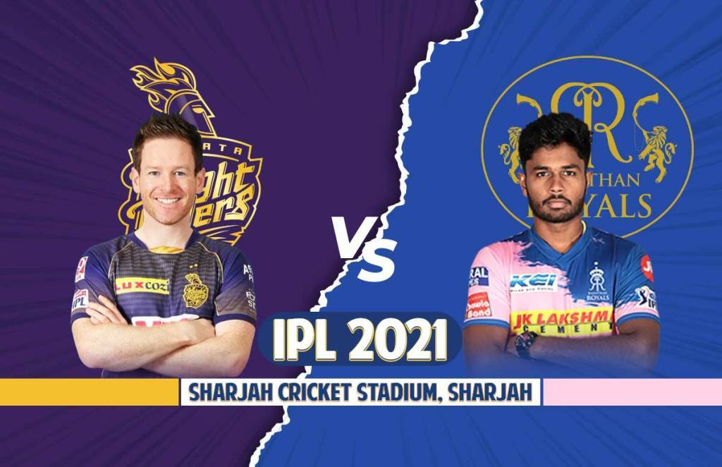 IPL 2021: KKR Vs RR Dream 11 | Playing 11