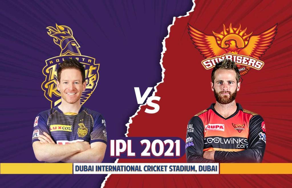 IPL 2021: KKR vs SRH Dream 11 | Playing 11