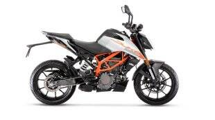 KTM Duke 125 With Down Payment