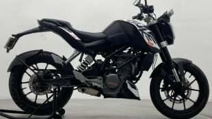 Second Hand KTM Duke 200