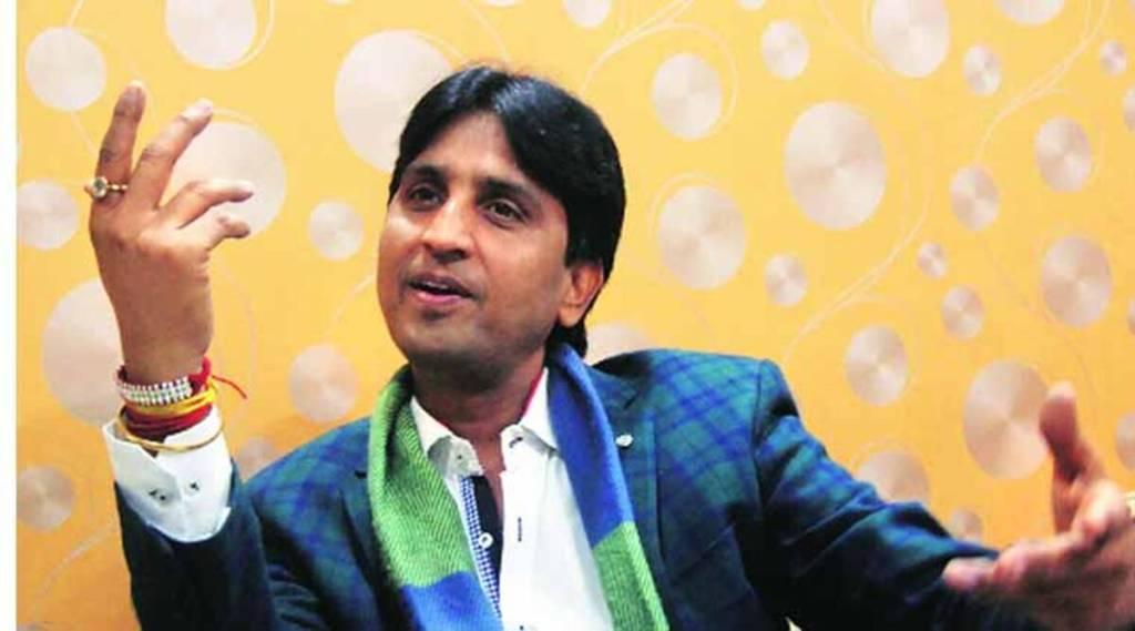 Kumar Vishwas, jayant chaudhary, lakhimpur kheri