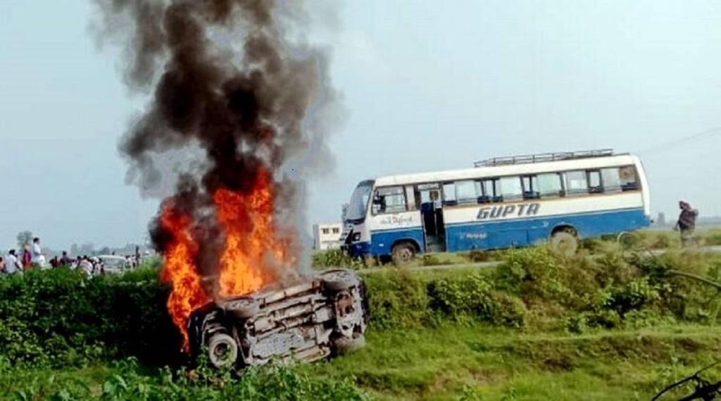Lakhimpur, Lakhimpur violence, Lakhimpur bjp reaction