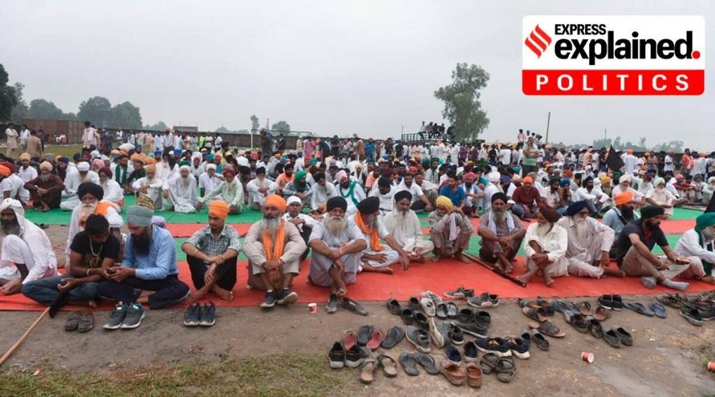 Lakhimpur Kheri Farmer Protest