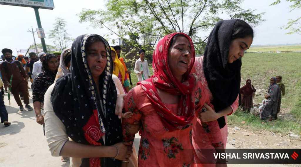 Lakhimpur post mortam report, lakhimpur update, lakhimpur violence