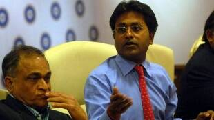 Lalit Modi has stepped down from cricket administration