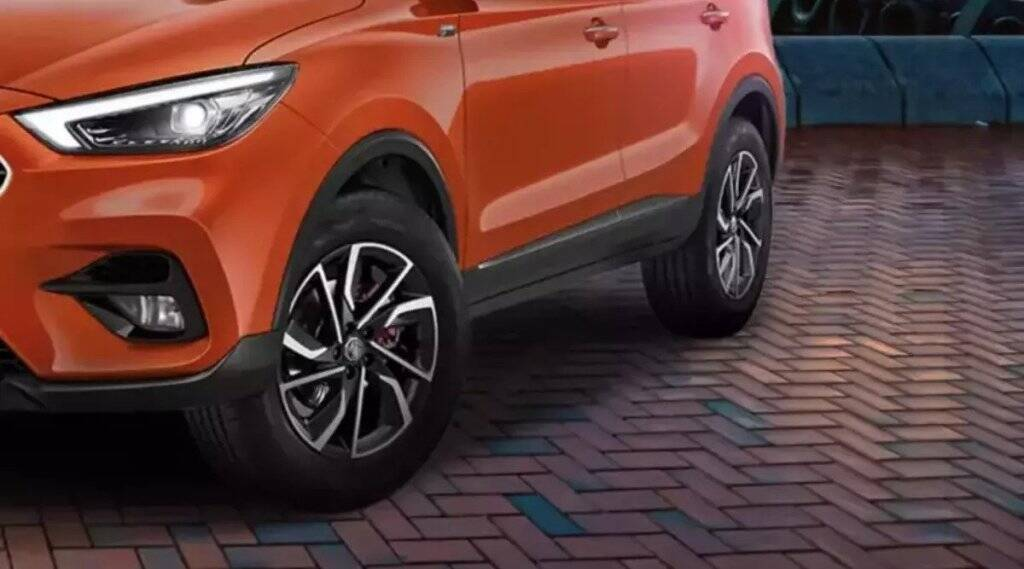 MG Astor SUV with Artificial Intelligence