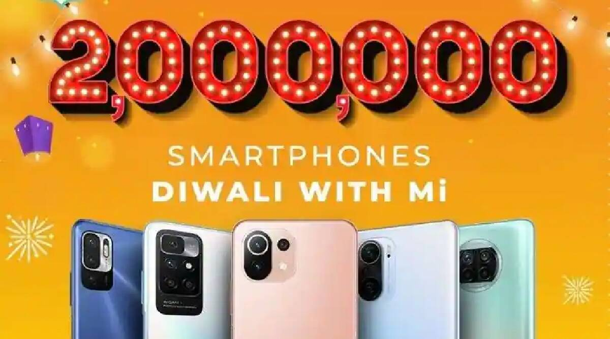 Indian Consumers are buying record Smartphone in this Festive Season Sale Xiaomi Apple breaks all records