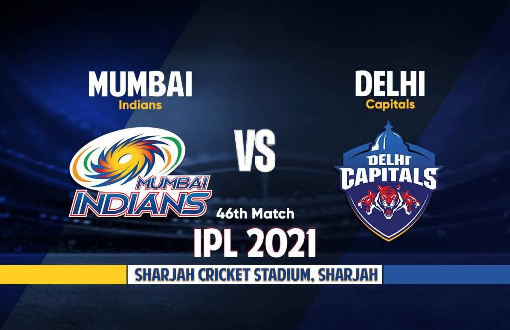 Mumbai Indians Vs Delhi Capitals Live Streaming: आईपीएल 2021 मुंबई इंडिंयस बनाम दिल्ली कैपिटल्स लाइव क्रिकेट स्ट्रीमिंग।